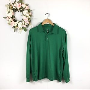 🍍5/$25 Men's Bollé Golf Long Sleeve Polo